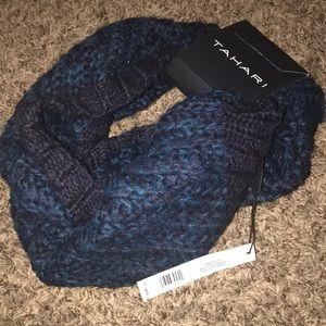 New Infiniti Tahari scarf